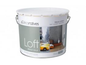 Peintures d coratives - Peinture beton brut ...